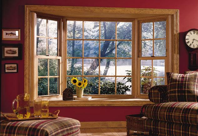 Windows skylights harrys lumber for Decoration fenetre bow window