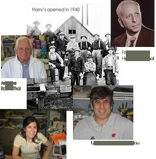 Harry Family